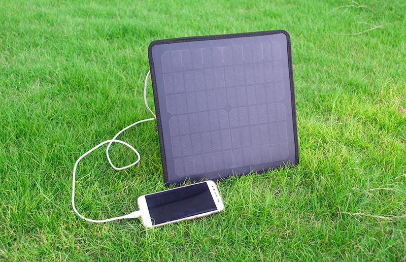 10W Caravan Solar Panel,Solar Charger For Macbook