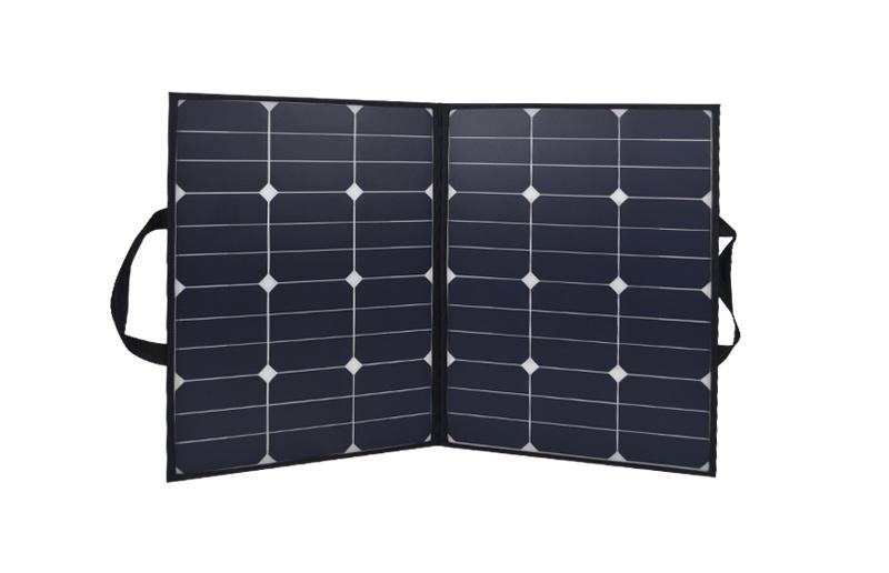 80W Solar Panel Bag, Solar Rechargeable Bag