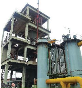 两段式煤气发生炉 (15)