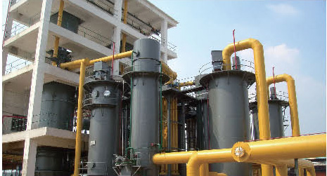 Two stage gas producer (5)
