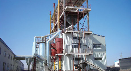 Two stage gas producer (6)