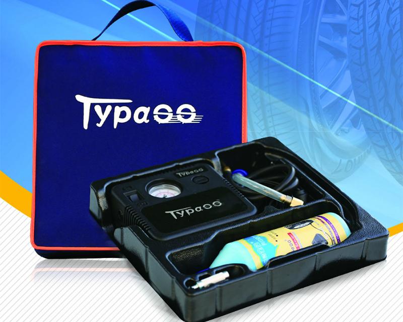 Typass Tire Sealant (kit)