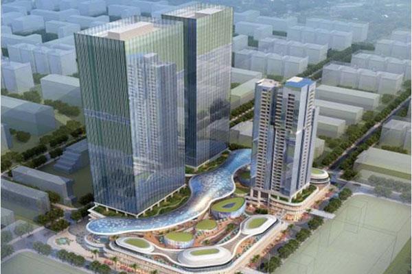 深圳·恒大商业广场(综合体)