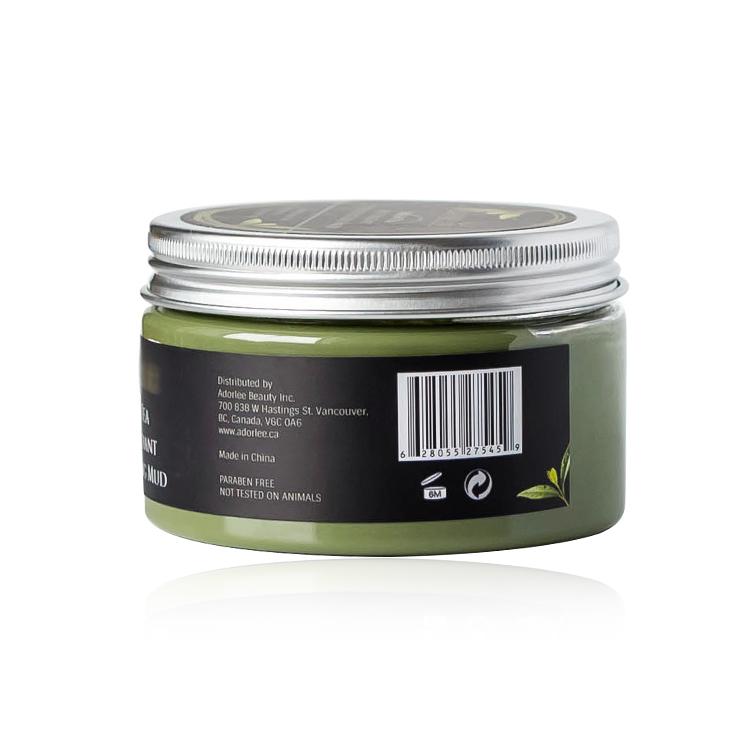 绿茶控油泥膜