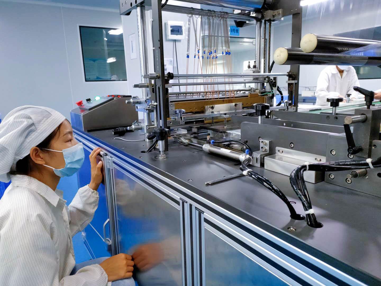 国产化妆品加工生产