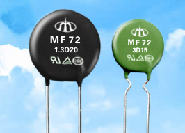 MF72 NTC热敏电阻器