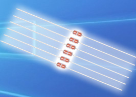 MF58 NTC热敏电阻器