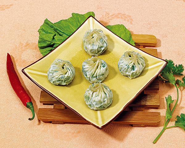 韭菜包 Leak bun