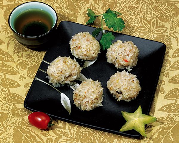 珍珠丸 Pearl dumpling