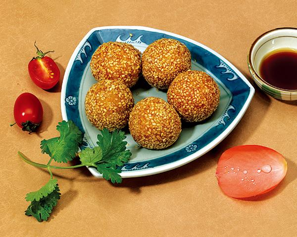 芝麻球 Sesame ball