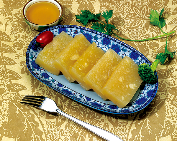 马蹄糕 Water-chestnut cake