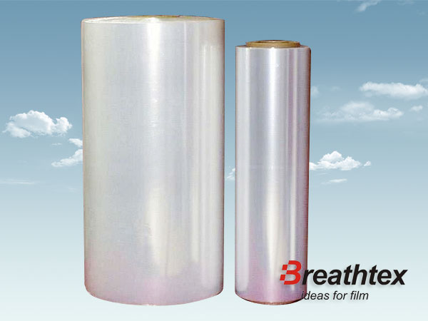 Flame retardant TPU film