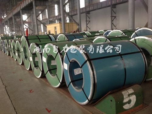 钢铁行业(钢管/铝卷/钛卷/钢卷/汽车板)-铝卷打包带