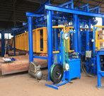 磚窯半自動打包設備-磚廠半自動打包機