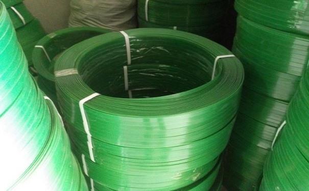 PET塑钢打包带-绿色打包带