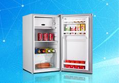 太阳能直流冰箱
