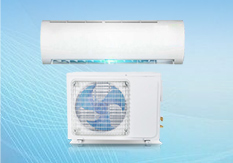 Solar DC air conditioner