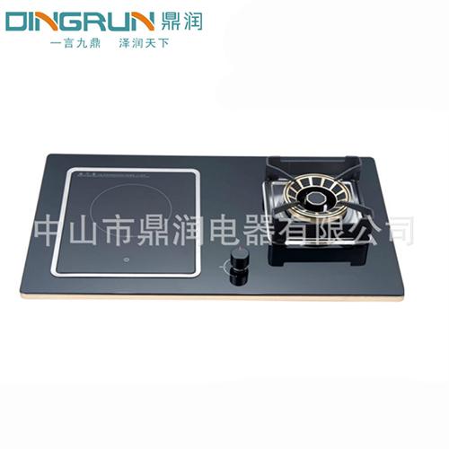 电磁炉黑晶面板气电两用灶(电磁炉部分)