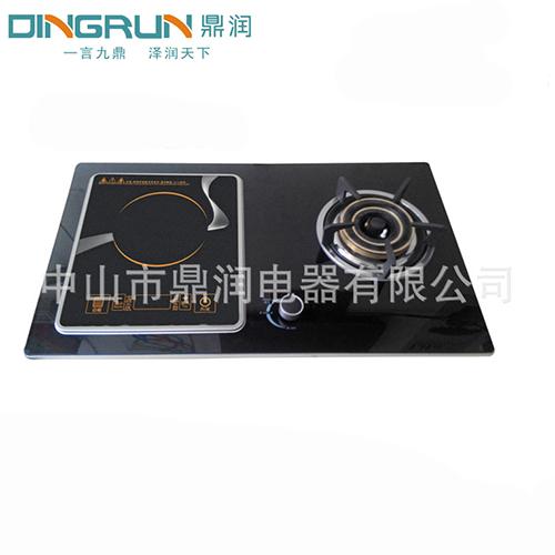 双头电磁炉-方形大功率嵌入式电磁炉(电磁炉部分)