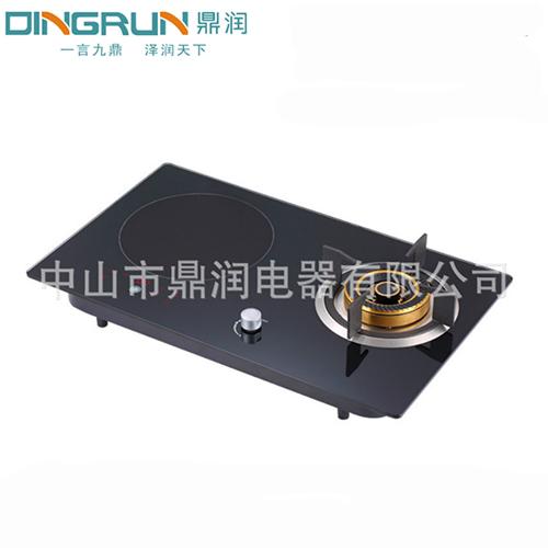 圆形嵌入式电磁炉-防水多功能气电灶电磁炉(电磁炉部分)