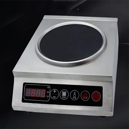 不锈钢商用电磁炉特价批发-无辐射大功率电磁炉电磁灶