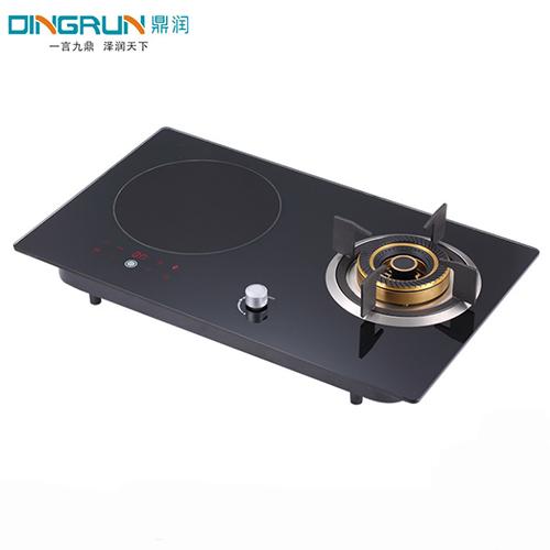 电磁炉黑晶面板气电两用灶 (电磁炉部分)
