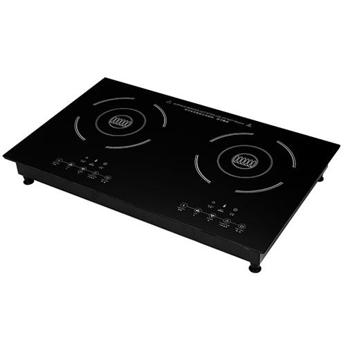 双炉-商用嵌入式防水电陶电磁炉