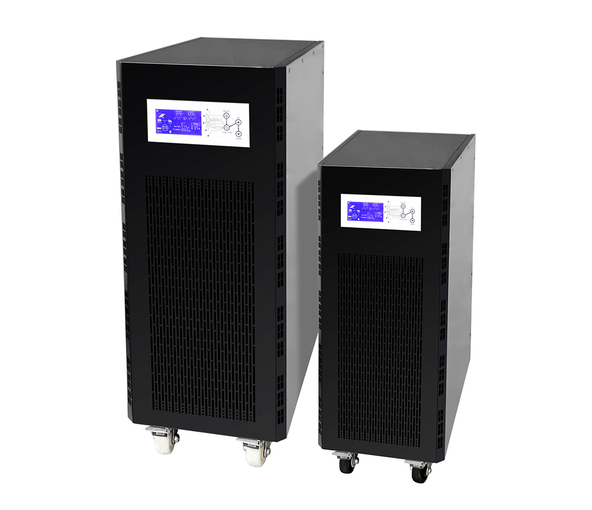 HDSX Three Phase Inverter Charger / Solar Inverter Charger