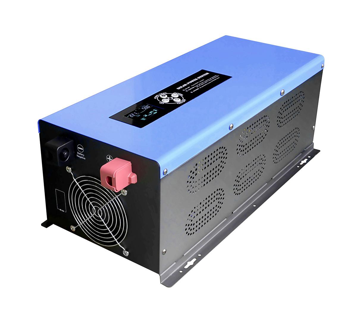 4KW/5KW/6KW Custom Reverse control machine