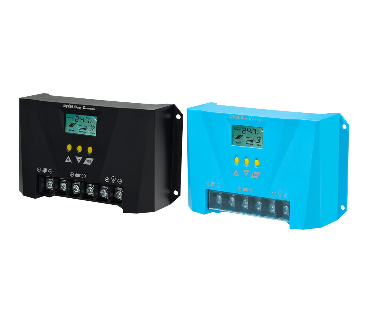 KY1(PWM) Solar Charge Controller (10A-60A)
