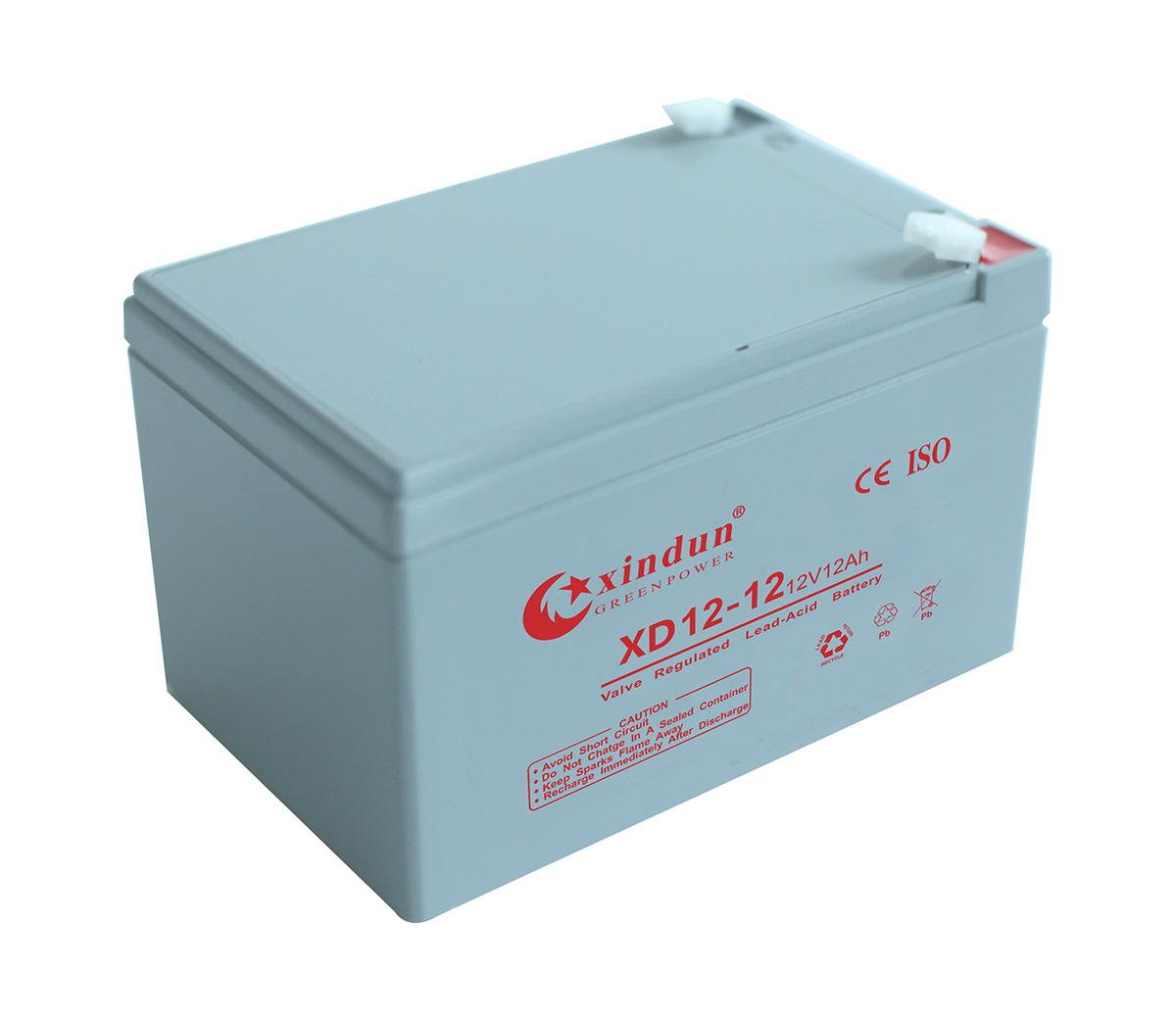 XD12-12蓄电池
