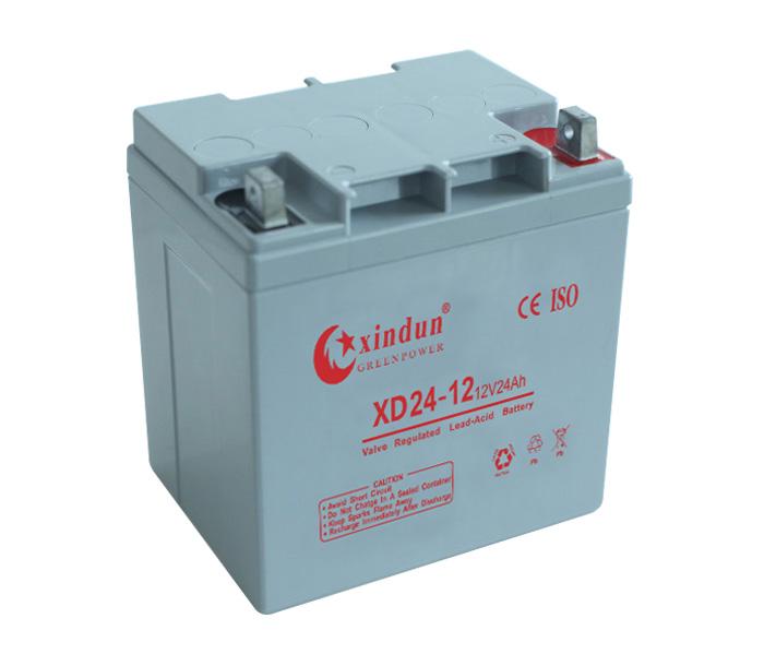 XD24-12蓄电池
