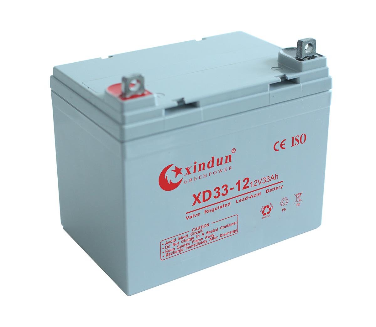 XD33-12蓄电池