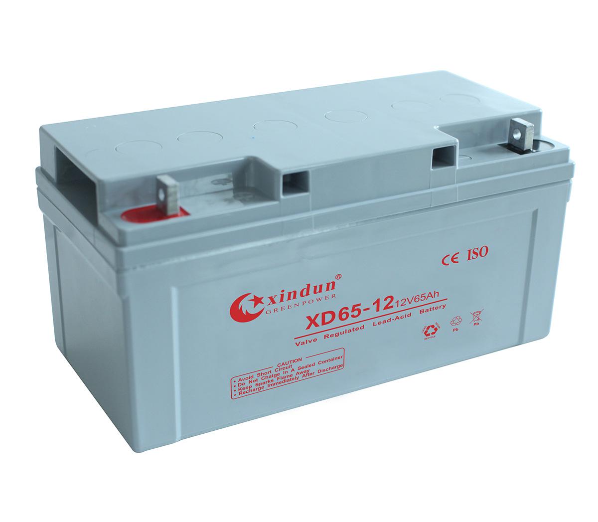 XD65-12蓄电池