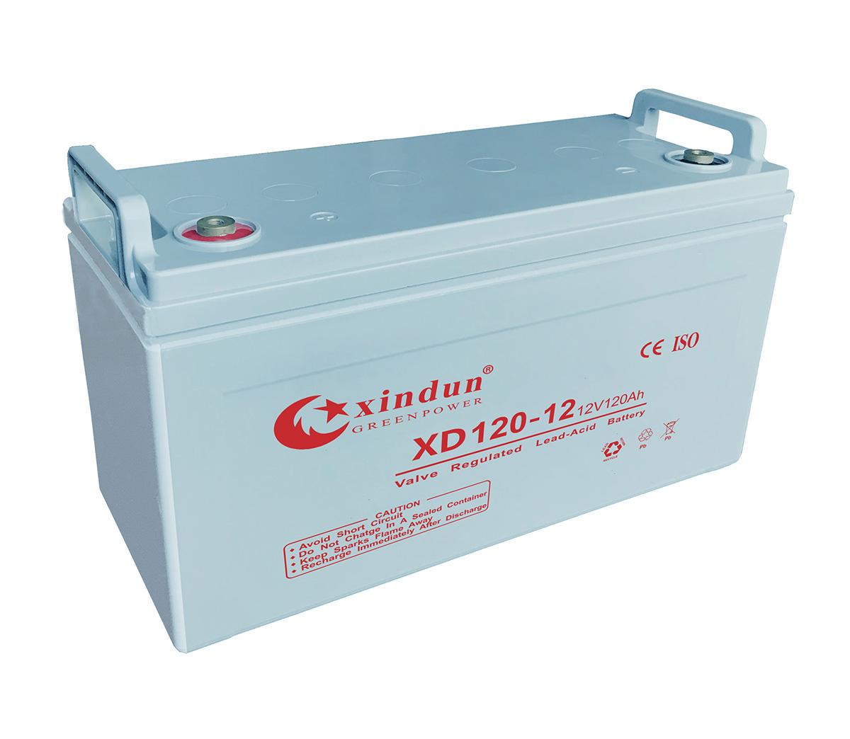 XD120-12蓄电池