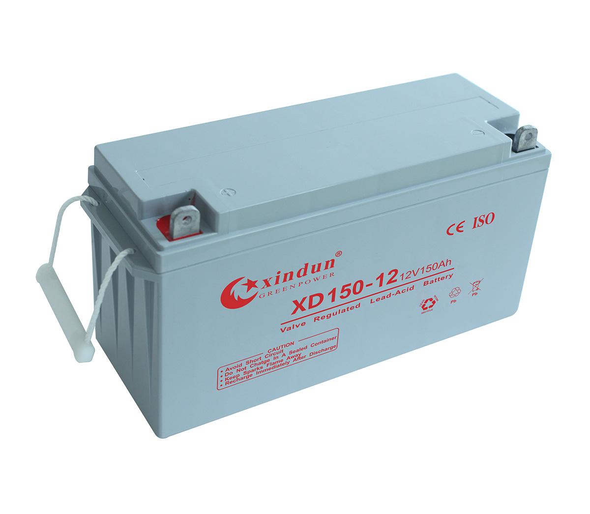 XD150-12蓄电池