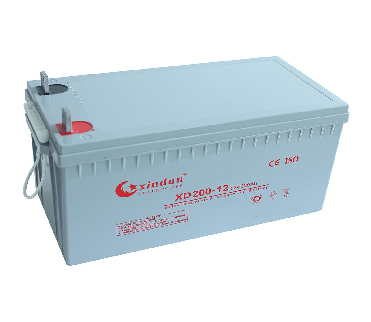 XD200-12蓄电池