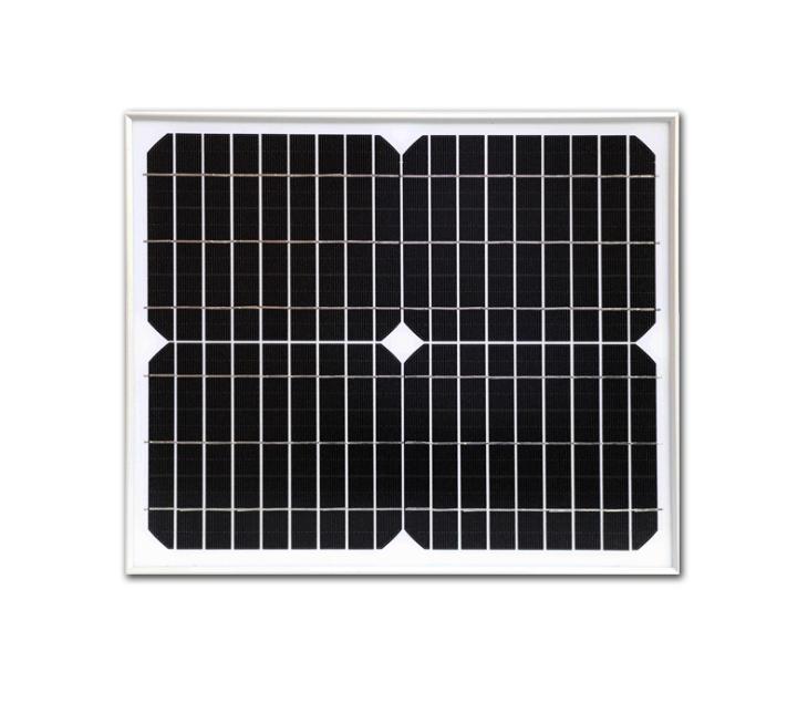 单晶太阳能小板 10W-50W