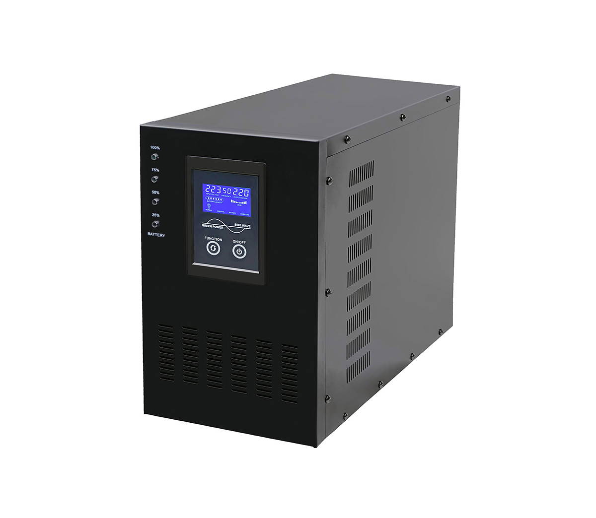 2000W/3000W 太阳能逆控一体机