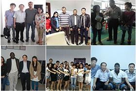 2012欣顿成立海外事业部