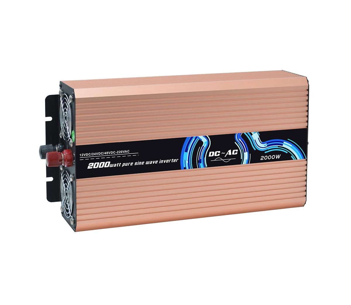 1500W/2000W高频逆变器