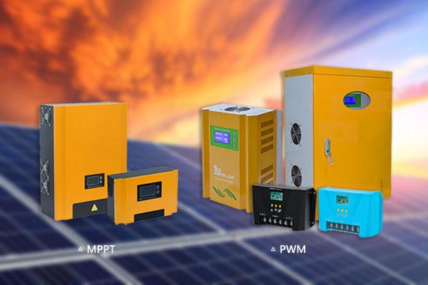 PWM控制器和MPPT控制器