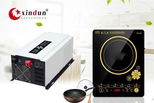 多大逆变压器可以带动电磁炉
