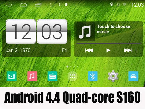 For Quad-core S160 Platform Introduction(MXXX)