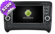 Android 8.0 For AUDI TT 2006-2014 (W2-W078)