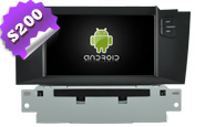 Android 8.0 For CITROEN C4L (W2-W241)