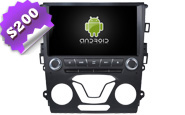 Android 8.0 For FORD MONDEO (W2-W377)