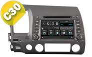 For HONDA CIVIC 2006-2011 (W2-E8313H)