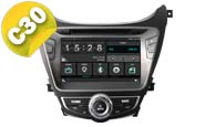 For HYUNDAI ELANTRA 2013 (W2-E8259Y)