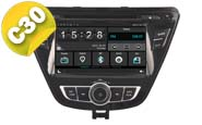 For HYUNDAI ELANTRA 2014-2015 (W2-E8267Y)